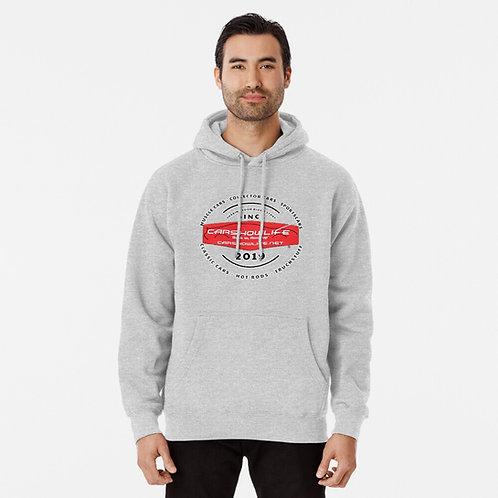 Telling Your Ride's Story Since 2019 Hooded Sweatshirt
