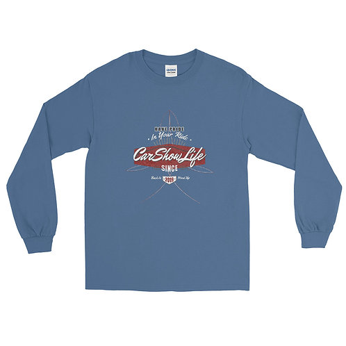 Have Pride In Your Ride Long Sleeve Shirt