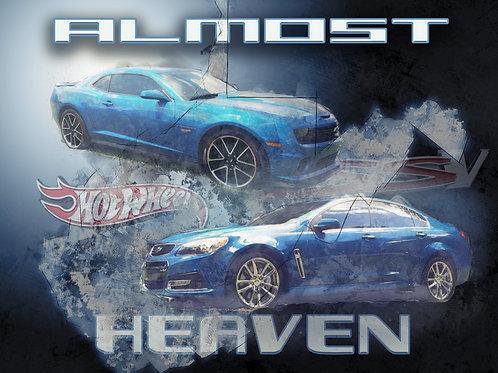 Car Show Life Car Art Print