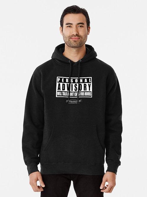 Personal Advisory Hooded Sweatshirt