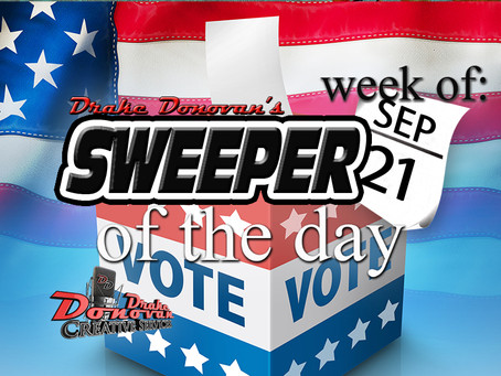 SWEEPER OF THE DAY COPY: WEEK OF 09/21/2020
