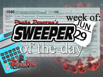 SWEEPER OF THE DAY COPY: WEEK OF 06/29/2020