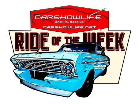 Ride Of The Week 08/02/2021: Matt Berfield's 1965 Falcon
