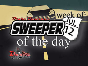 SWEEPER OF THE DAY COPY: WEEK OF 07/12/2021