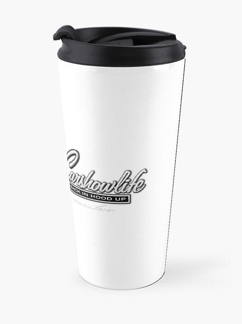 CSL Script Logo Travel Mug