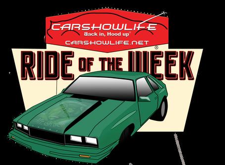 Ride Of The Week 08/24/2020: Mike and Sissy Trageser's 1981 Mercury Capri