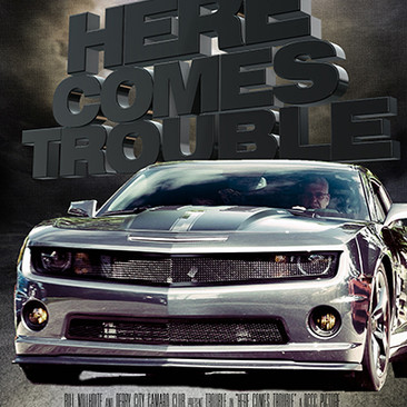 Here Comes Trouble Movie Poster