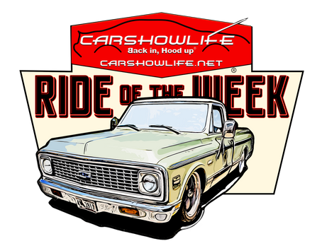Ride Of The Week 12/21/2020: Tom Henry's 1972 Chevy C10