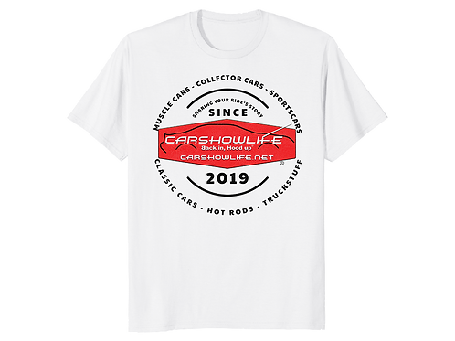 Telling Your Ride's Story Since 2019 T-Shirt