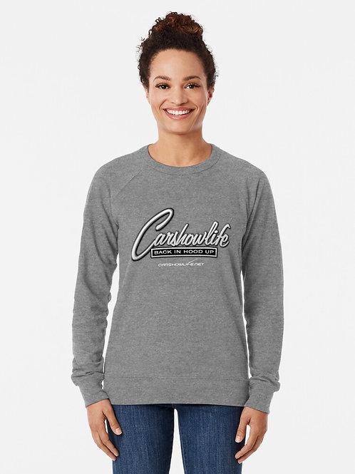 CSL Script Logo Sweatshirt