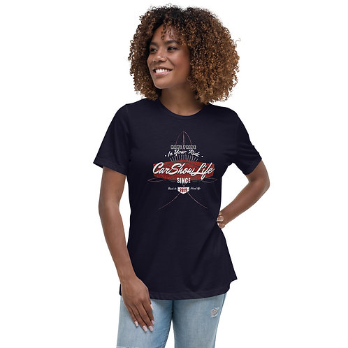 Car Show Life-Have Pride In Your Ride Women's T-Shirt