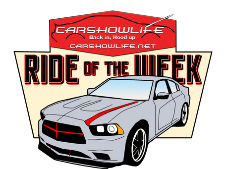 Ride Of The Week 06/08/2020: Megan Michelle's 2014 Dodge Charger R/T