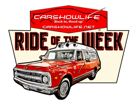 Ride Of The Week 04/12/2021: James Cogdill's 1970 Chevy Suburban Ambulance