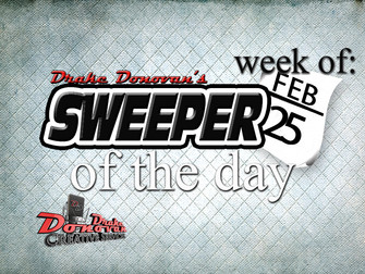 SWEEPER OF THE DAY COPY FOR WEEK OF 02/25/2019