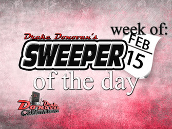 SWEEPER OF THE DAY COPY: WEEK OF 02/15/2021