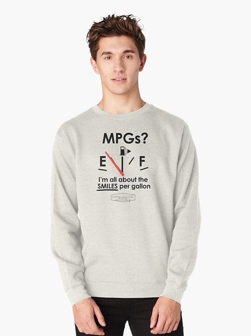 Smiles Per Gallon Sweatshirt