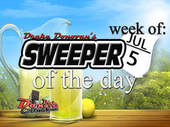 SWEEPER OF THE DAY COPY: WEEK OF 07/05/2021