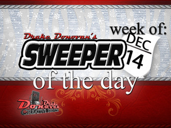 SWEEPER OF THE DAY COPY: WEEK OF 12/14/2020