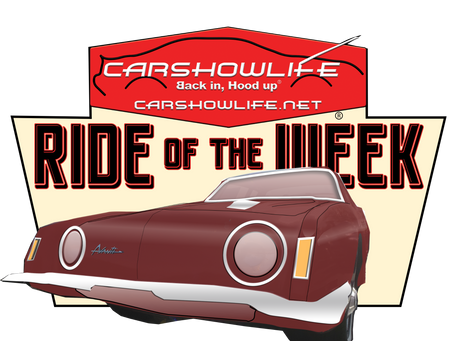 Ride Of The Week 12/07/2020: Leonard Hoffman's 1964 Studebaker Avanti