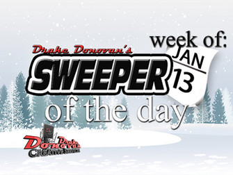 SWEEPER OF THE DAY: WEEK OF 01/13/2020
