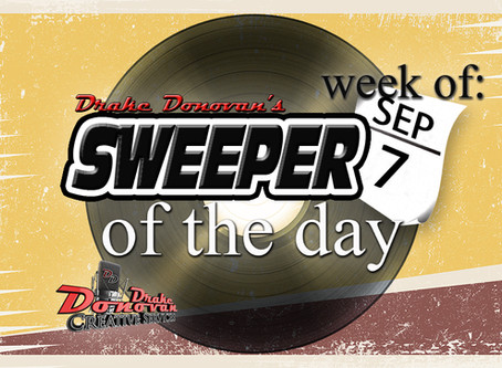 SWEEPER OF THE DAY COPY: WEEK OF 09/07/2020