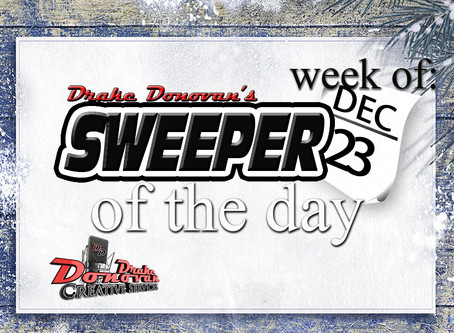 SWEEPER OF THE DAY COPY FOR THE WEEK OF 12/23/19
