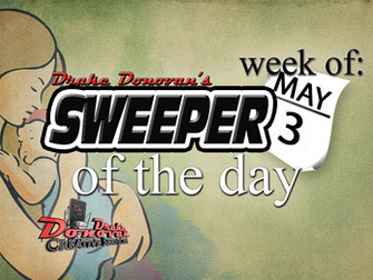 SWEEPER OF THE DAY COPY: WEEK OF 05/03/2021