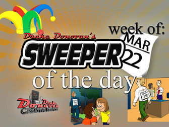 SWEEPER OF THE DAY COPY: WEEK OF 03/22/2021
