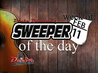 SWEEPER OF THE DAY COPY FOR WEEK OF 02/11/2019