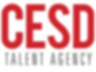 CESD Talent Logo
