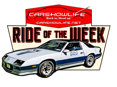 Ride Of The Week 06/21/2021: Lisa Feist's 1982 Z28 Indy Pace Car Edition