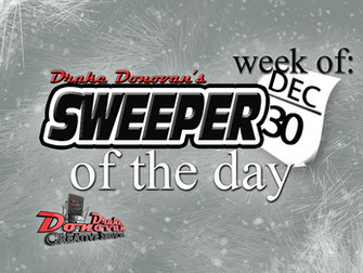SWEEPER OF THE DAY COPY FOR THE WEEK OF 12/30/19