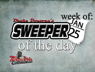 SWEEPER OF THE DAY COPY: WEEK OF 01/25/2021