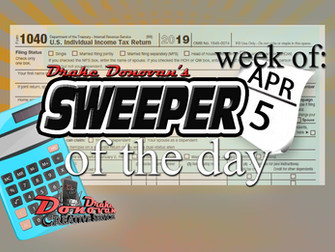 SWEEPER OF THE DAY COPY: WEEK OF 04/05/2021