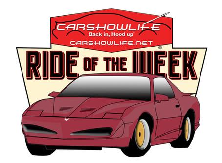 Ride Of The Week 08/17/2020: Robert Beck's 1991 Pontiac Trans Am