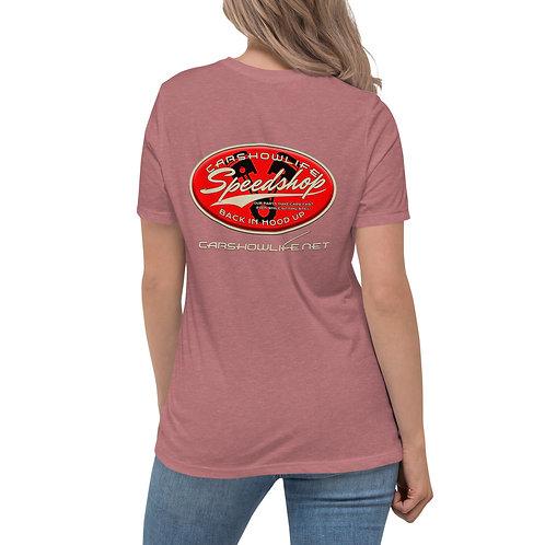Car Show Life-Speedshop Women's T-Shirt