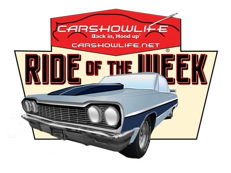 Ride Of The Week 11/09/2020: Jim Bower's 1964 Impala Sedan
