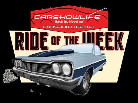 Ride Of The Week 11/09/2020: Jim Bower's 1964 Impala Sedan