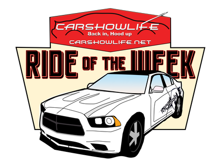 Ride Of The Week 08/31/2020: Shawn Mapes' 2013 Dodge Charger R/T