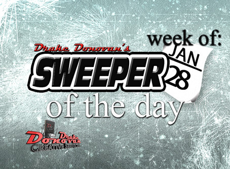 SWEEPER OF THE DAY COPY FOR WEEK OF 01/28/2019