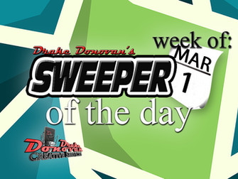 SWEEPER OF THE DAY COPY: WEEK OF 03/01/2021