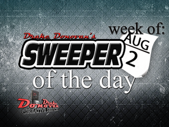 SWEEPER OF THE DAY COPY: WEEK OF 08/02/2021