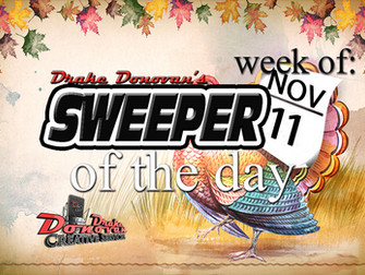 SWEEPER OF THE DAY COPY FOR THE WEEK OF 11/11/19