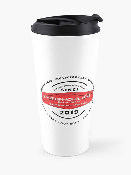 Telling Your Ride's Story Since 2019 Travel Mug