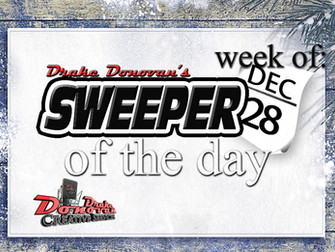 SWEEPER OF THE DAY COPY: WEEK OF 12/28/2020
