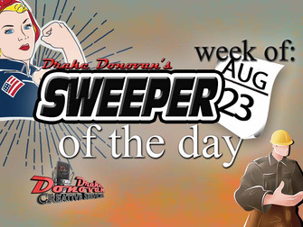 SWEEPER OF THE DAY COPY: WEEK OF 08/23/2021