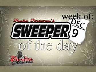 SWEEPER OF THE DAY COPY FOR THE WEEK OF 12/09/19