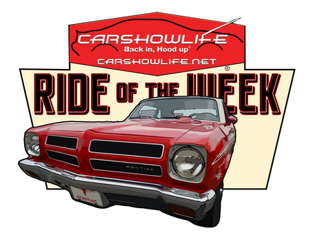Ride Of The Week 11/16/2020: Dale Merrill's 1972 Pontiac Ventura II Sprint