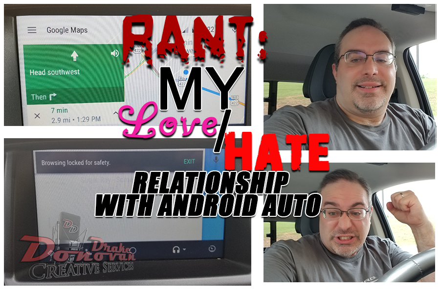 My Love Hate Relationship With Android Auto