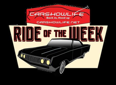 Ride Of The Week 05/18/2020: Martyn Green's 1964 Mercury Marauder